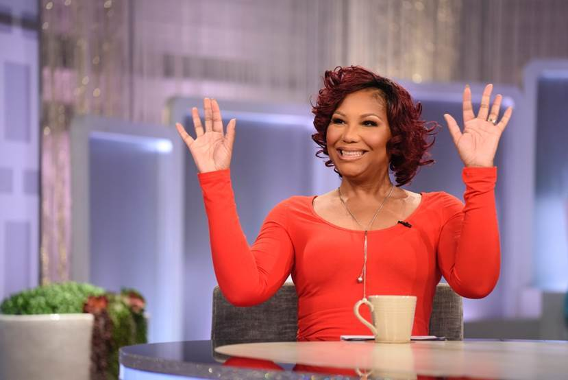 Traci Braxton Sets Record Straight on Tamar Feuding with Her Sisters |  ExtraTV.com