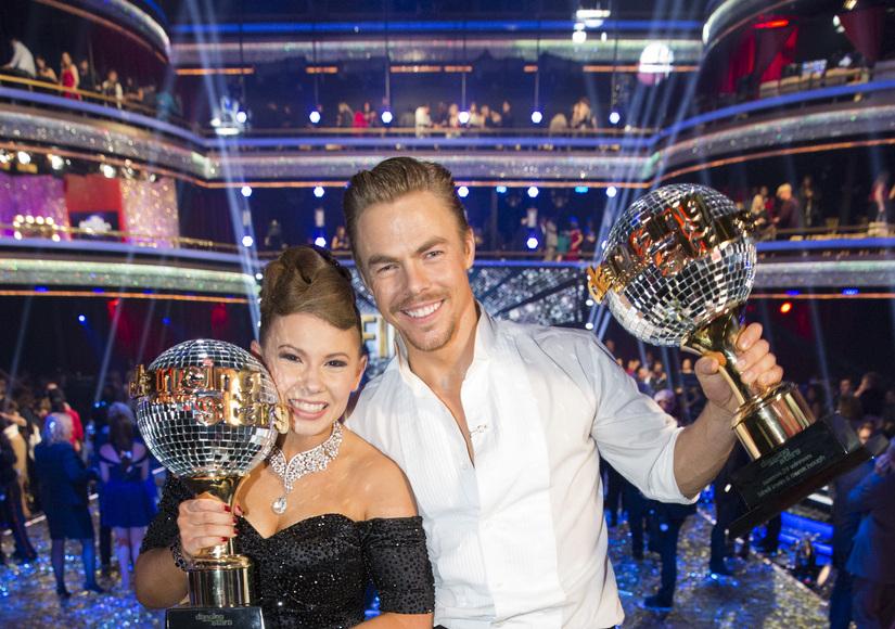 Bindi Irwin Is Crowned 'Dancing with the Stars' Champion