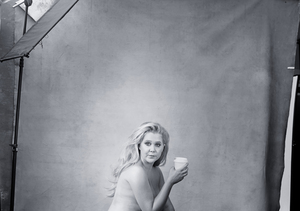 Amy Schumer Is Nearly Naked for Pirelli Calendar and 'Never Felt More…