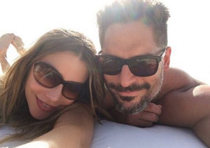 Pics! Sofia Vergara & Joe Manganiello's Romantic Parrot Cay Honeymoon