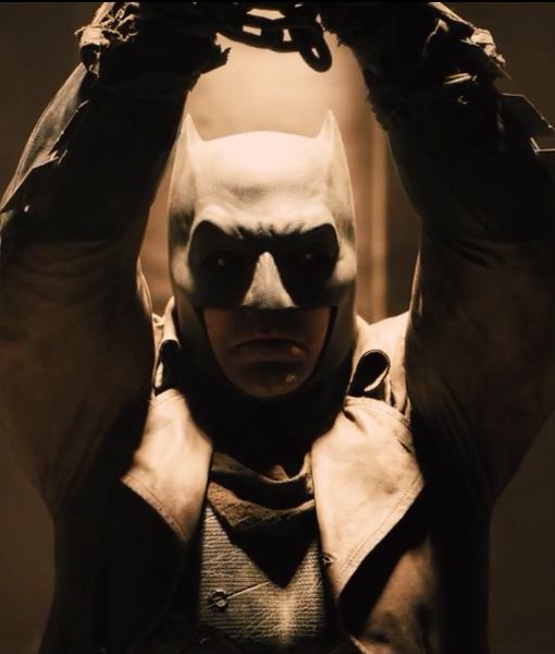 Batman Unmasked in 'Batman v Superman' Teaser — Watch!
