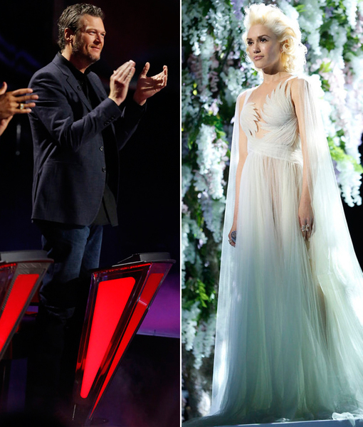 Blake Shelton Just Said the Sweetest Thing About Gwen Stefani!