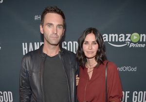 Courteney Cox & Johnny McDaid Split After 17-Month Engagement