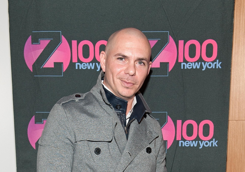 Pitbull Dishes on Sofia Vergara & Joe Manganiello's Wedding