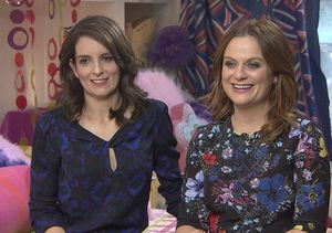 Tina Fey & Amy Poehler Dish on Their Nude Scene in 'Sisters'