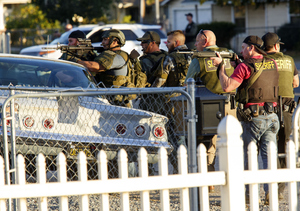 Hollywood Reacts to San Bernardino Mass Shooting — Read the Tweets