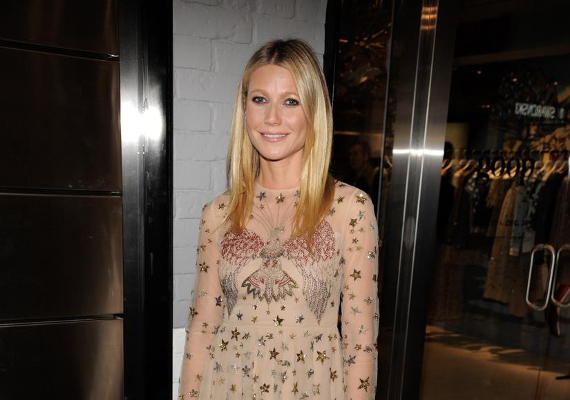 Gwyneth Paltrow's NYC Goop Pop-Up Shop Robbed!