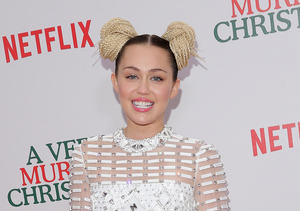 Why Miley Cyrus Decided to Be in 'A Very Murray Christmas': George Clooney!