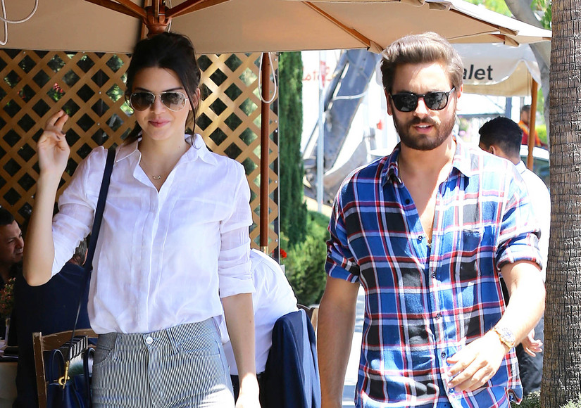 Rumor Bust! Scott Disick & Kendall Jenner Are Not Shacking Up