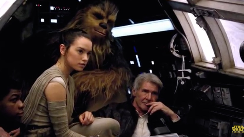 New 'Star Wars' Featurette Debuts at Comic-Con Brazil!