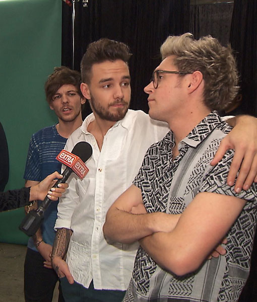 One Direction Reveals What They Want For Christmas