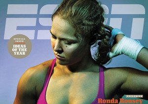 Ronda Rousey Sits Down for First Interview Since Holly Holm Defeat