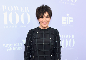 Kris Jenner Dishes on Kim Kardashian & Kanye West's Baby Boy Saint