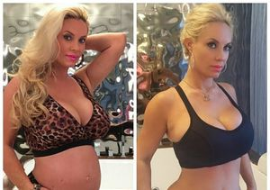 Coco Only Gained 13 Pounds During Her Pregnancy