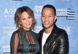 Chrissy Teigen & John Legend Reveal Gender of Their Baby
