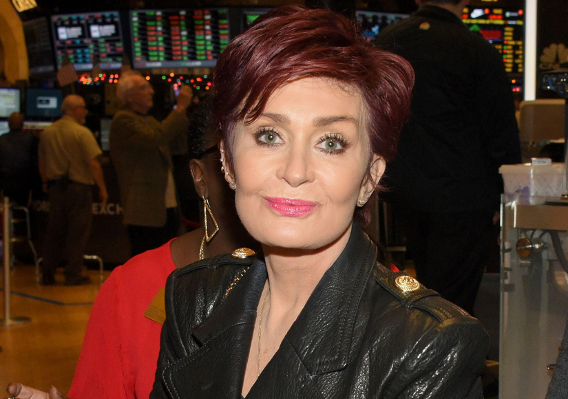 Sharon Osbourne Recalls Near-Death Experience