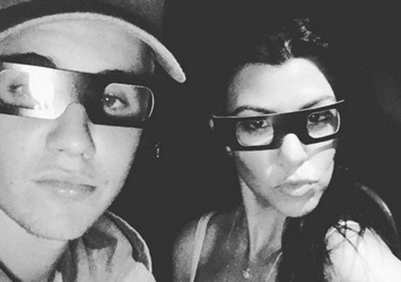Are Justin Bieber and Kourtney Kardashian 'Hooking Up?'