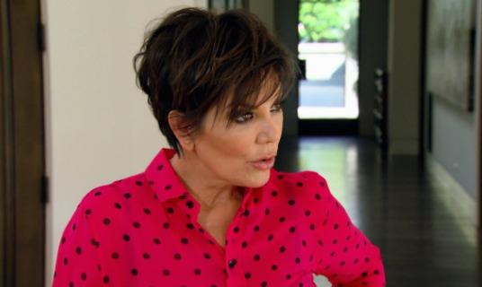 Kris Jenner's Pregnancy Scare — at 60!