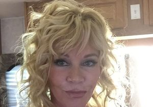Melanie Griffith Posts 'Unfiltered' Selfie at 58