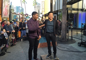 'Star Wars' Actor John Boyega Reveals Celebrity Crush, Talks Working with…