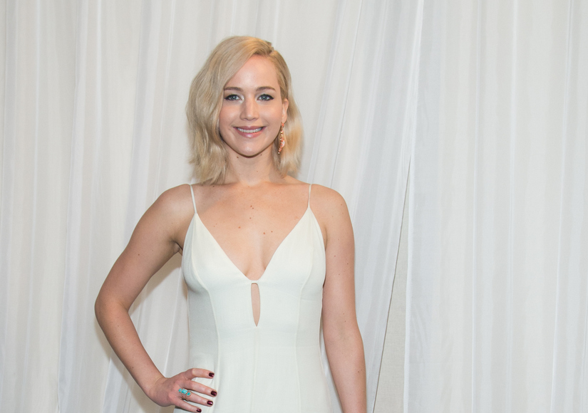 Jennifer Lawrence Finds It 'Odd' to Be Up Against BFF Amy Schumer at Golden Globes