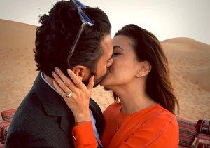 Eva Longoria Just Got Engaged