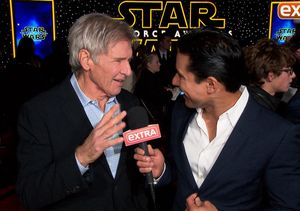 Stars at the 'Star Wars: The Force Awakens' Hollywood Premiere