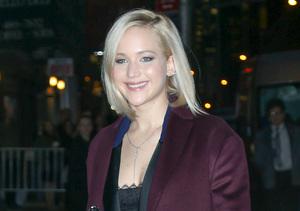 'Big-Time Puker' Jennifer Lawrence Jokes About Having 'Lindsay Lohan-Grade…