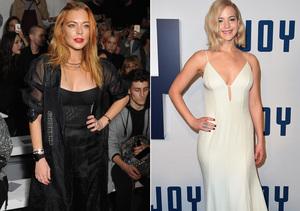 Lindsay Lohan Responds to Jennifer Lawrence Diss