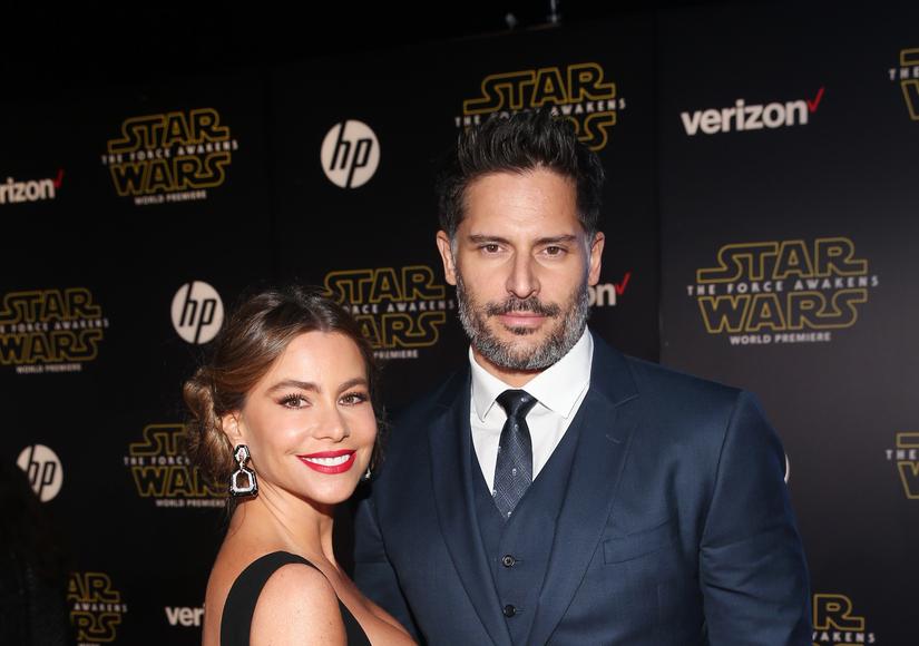 Sofia Vergara & Joe Manganiello Enjoy First Post-Wedding Date at 'Star…