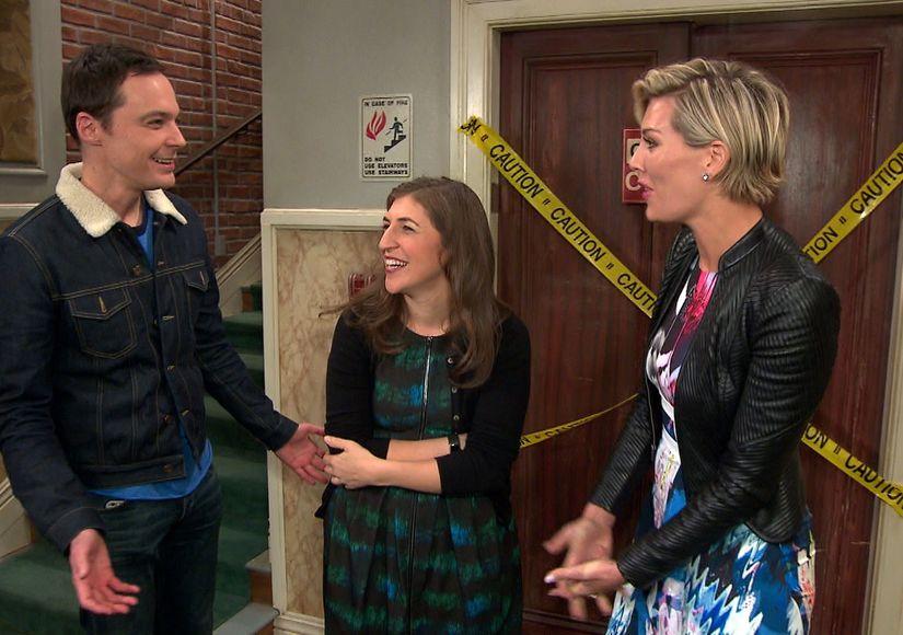 Sex Sells! Jim Parsons & Mayim Bialik Dish on Their 'Big Bang Theory'…