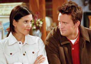 Rumor Bust! Courteney Cox and Matthew Perry Are NOT Dating