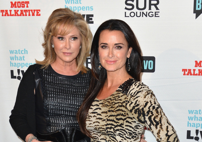 'RHOBH' Sister Drama: Kyle Richards & Kathy Hilton at Odds?