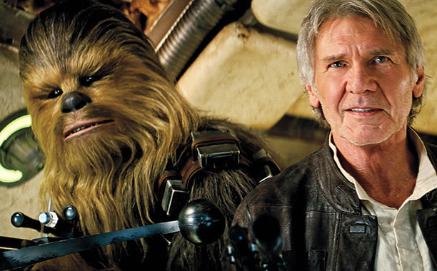 'Star Wars: The Force Awakens' Breaking Box-Office Records