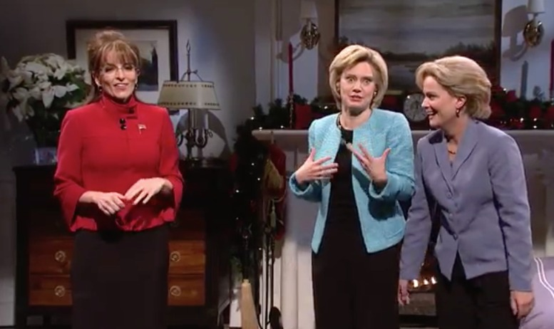 Tina Fey & Amy Poehler Bring Their Palin & Clinton Back to 'SNL'