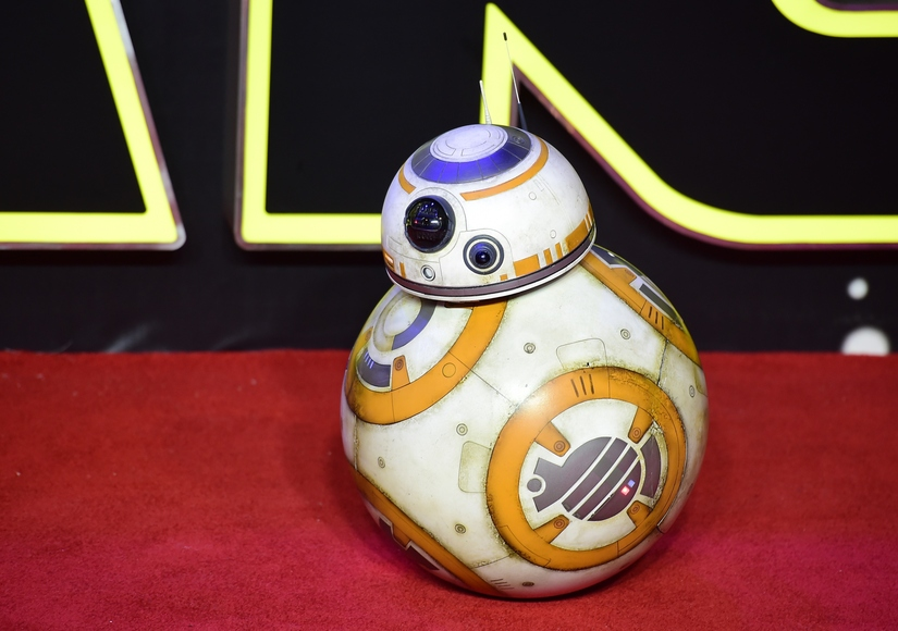 'Star Wars: The Force Awakens': You'll Never Guess the Celebrities Behind BB-8's 'Voice'