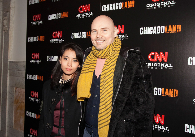 Smashing Pumpkins' Billy Corgan Welcomes Baby Boy with Chloe Mendel