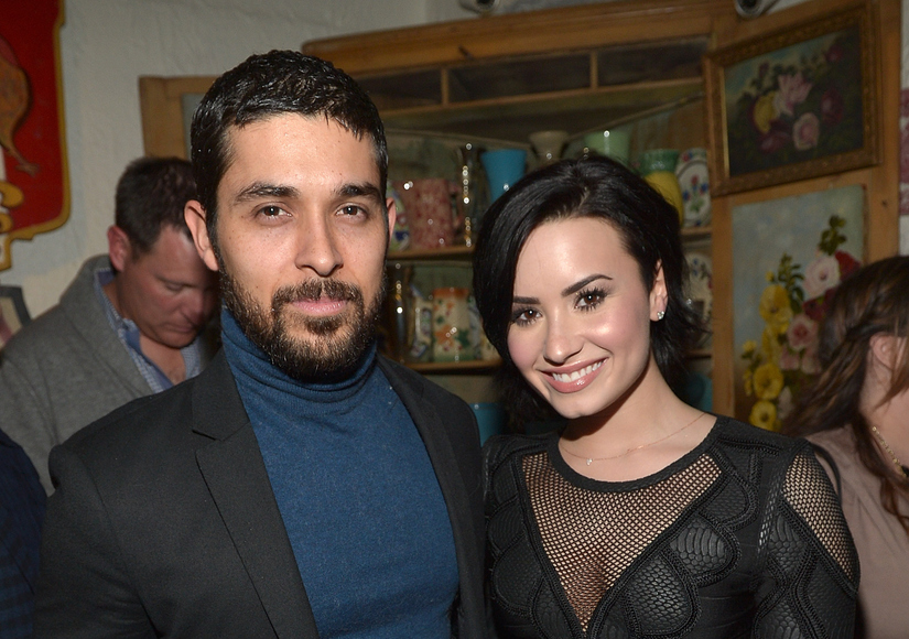 Demi Lovato & Wilmer Valderrama Mourn Their Dog — See Their Heartbreaking Tributes!