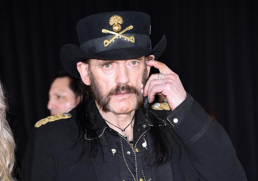 Motörhead's Lemmy Dead at 70