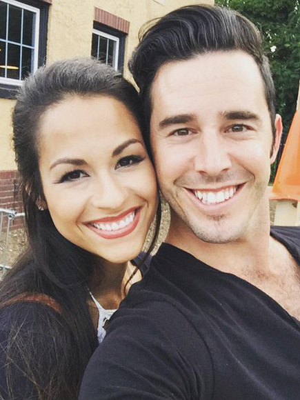 Craig Strickland's Wife Helen Remembers Their First Date at His Funeral Service