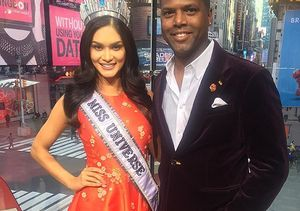 Miss Universe Pia Wurtzbach on Steve Harvey's Pageant Mistake