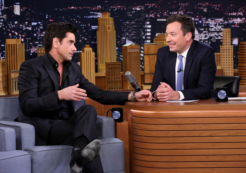 John Stamos Gets Candid on Olsen Twins, Surprise Pregnancy, and Sex Tapes