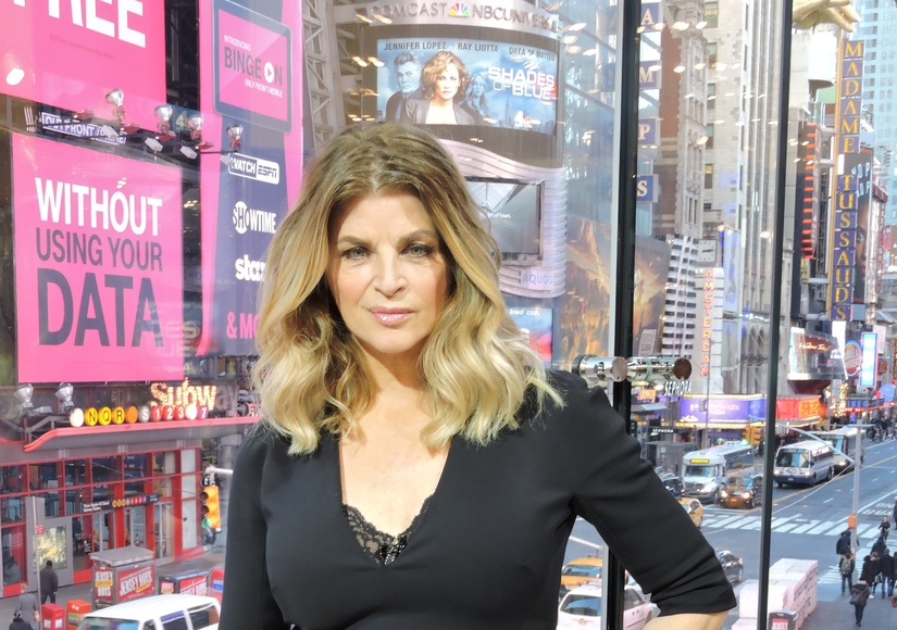 Naked kirstie alley hot