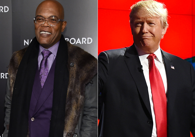 Breaking Down the Samuel L. Jackson and Donald Trump Feud