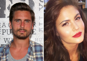 Kourtney Who? Scott Disick Caught Showing PDA with New Girlfriend