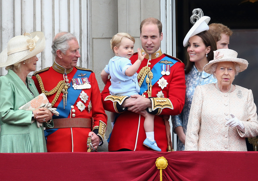 Rumor Bust! Prince William & Kate Middleton NOT Being Crowned King &…