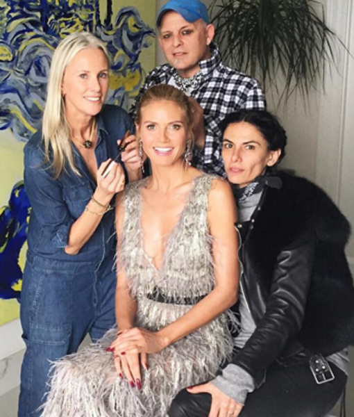 Golden Globes 2016 Pre-Glam: See the Stars Getting Ready!