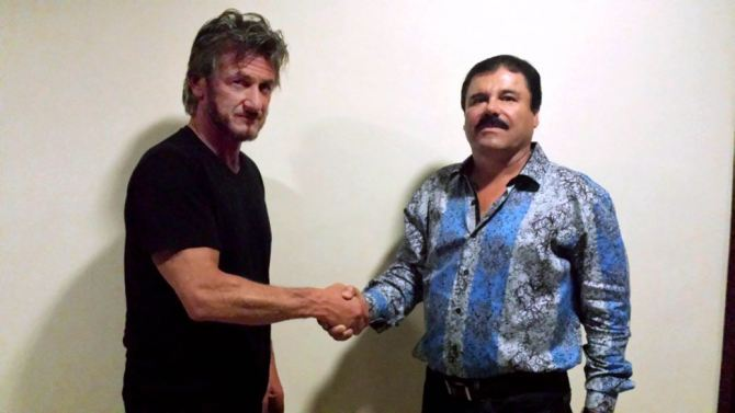 Sean Penn Under Investigation for Interview He Did with Drug Lord El Chapo