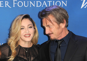 Madonna and Sean Penn Are Not an Item