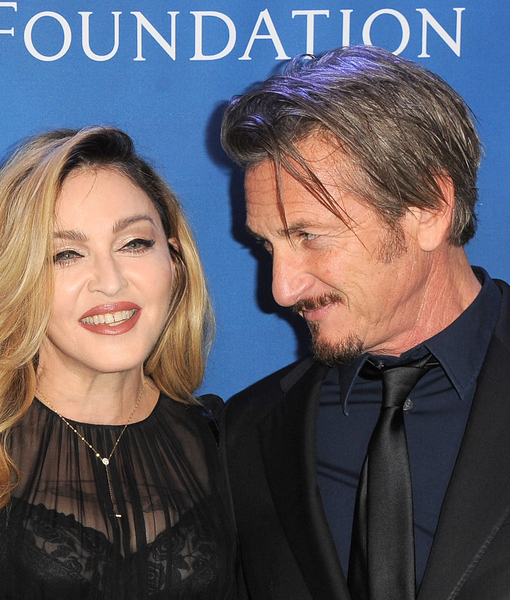 Madonna Is Not Dating Sean Penn